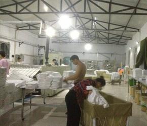 水洗厂洗涤设备解决方案