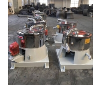 电镀厂专用工业脱水机发货